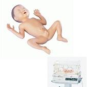 Baby (jongen, 30 weken, prematuur)
