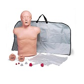 Reanimatie torso volwassene<br/>(71x46x25cm, gewicht: 7 kg)