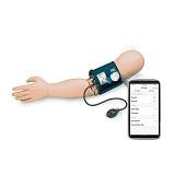 Bloeddruk simulator met iPod®