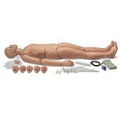 Reanimatiepop volwassene (165 cm, gewicht: 23 kg)