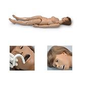 Verpleegkunde pop (basismodel 1,60 m)