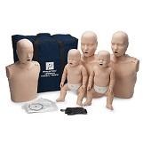 Reanimatie poppen family pack (5 stuks)