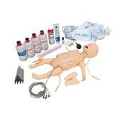 Reanimatiepop CRiSis baby deluxe (gewicht: 10 kg)