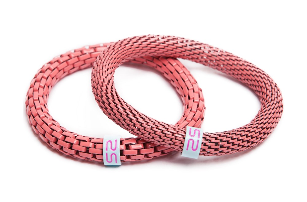 The Snake Mix | Marsala Pink