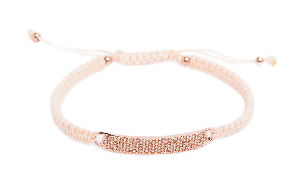 The Strass Handmade | Pink Gold & Powder Pink