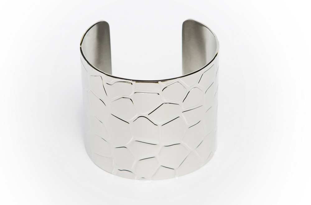 THE BANGLE XXL | SO SILVER | SILIS ARMBAND