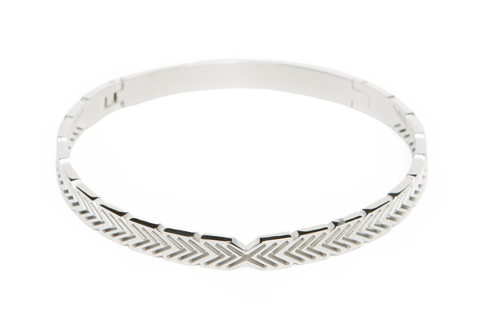 The Bangle Arrow So Silver | Silis Bracelet