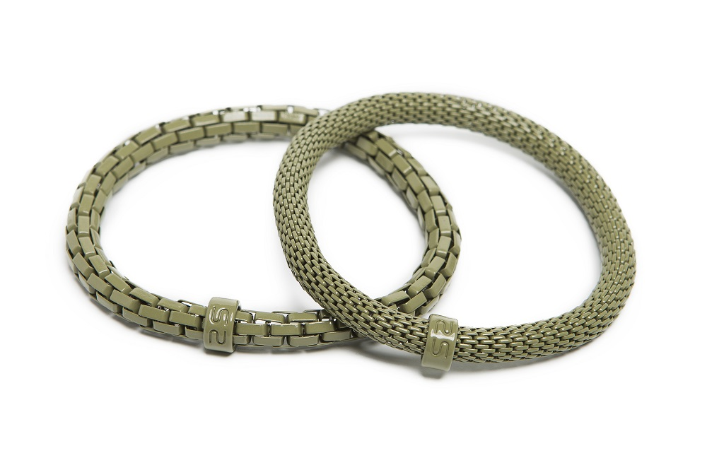 The Snake Mix Dried Herb | Green Silis Bracelet