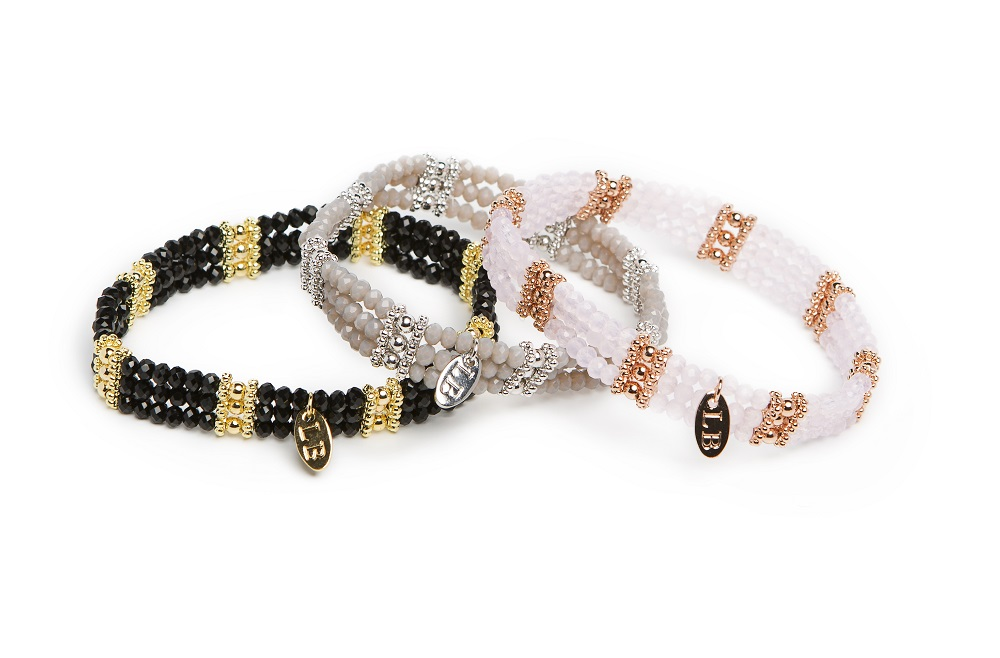 NEW DELHI | DEEP BLACK & GOLD BRACELET