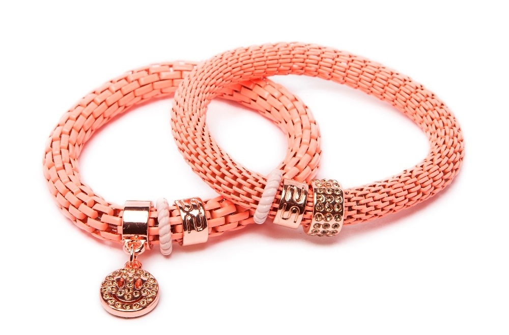 THE SNAKE STRASS | PEACH PLEASE & SMILEY