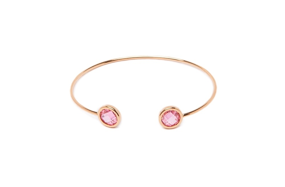 The Esclave Color | Gold & Pink