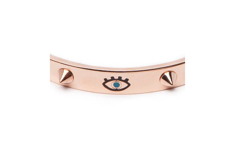 THE BANGLE STUDS | ROSÉ ALL DAY & EYE