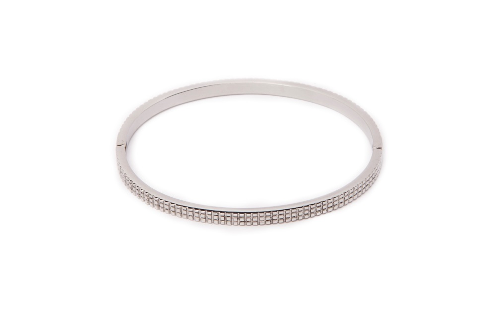 The Bangle Small So Silver | Silis Bracelet