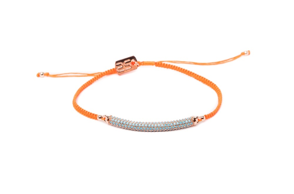 THE STRASS HANDMADE | JUST ORANGE