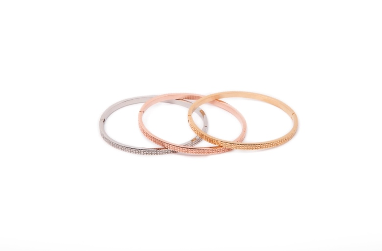 The Bangle Small Rosé All Day | Silis Bracelet