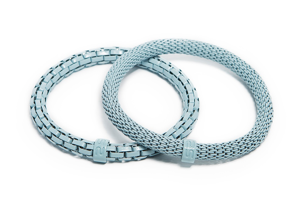 Whispering Blue | Bracelet Ø5.5mm