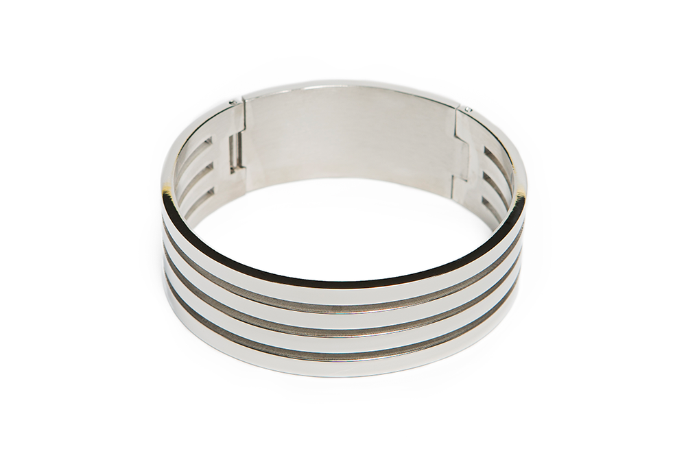 The Bangle XL | So Silver