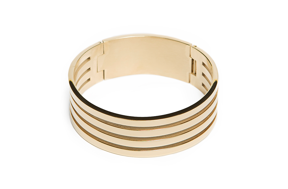 THE BANGLE XL | GOLD OUT