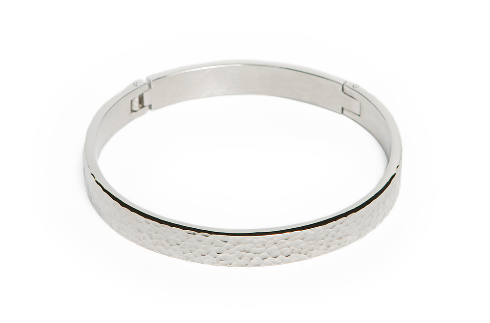 The Bangle | So Silver