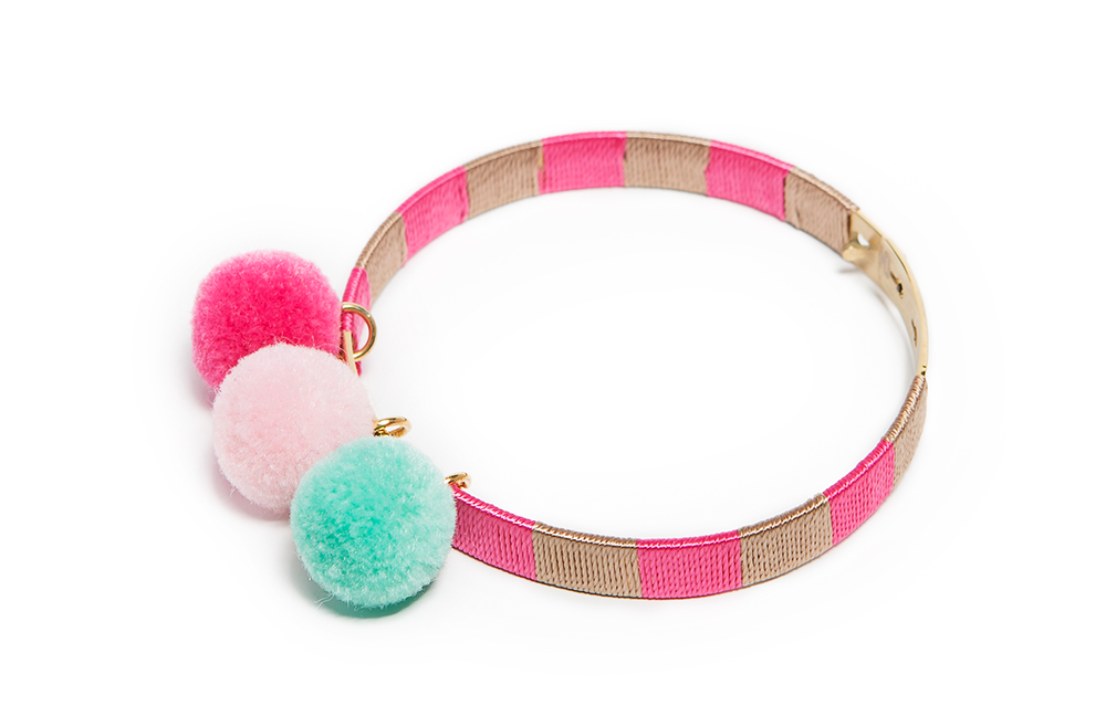 The Pompon | Candy Pink