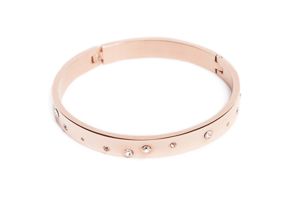 The Bangle Multistrass Rosé All Day | Silis Bracelet