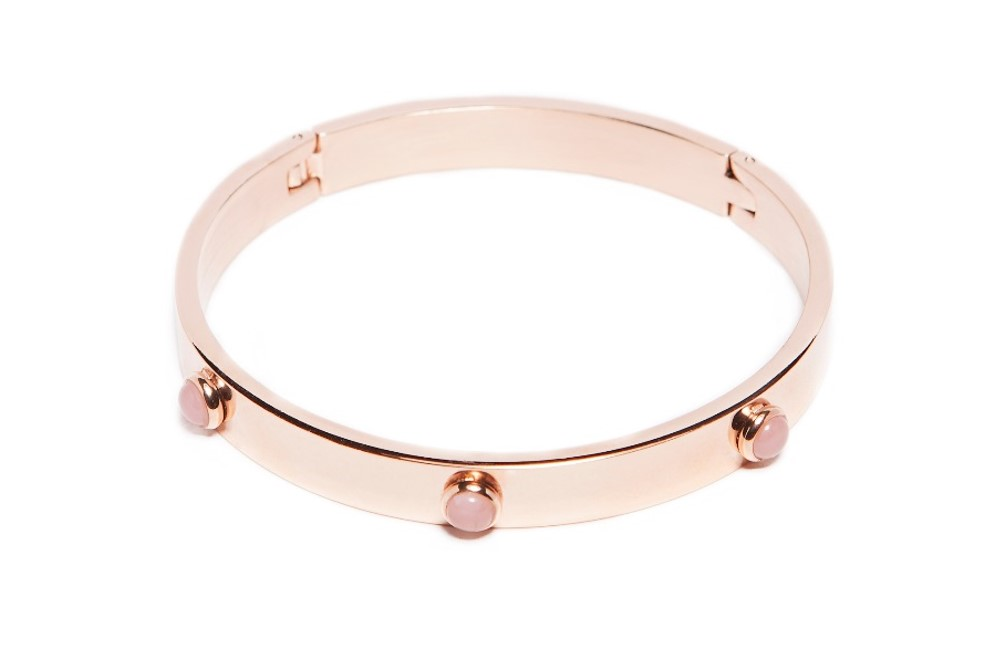The Bangle Color Studs | RosÉ All Day