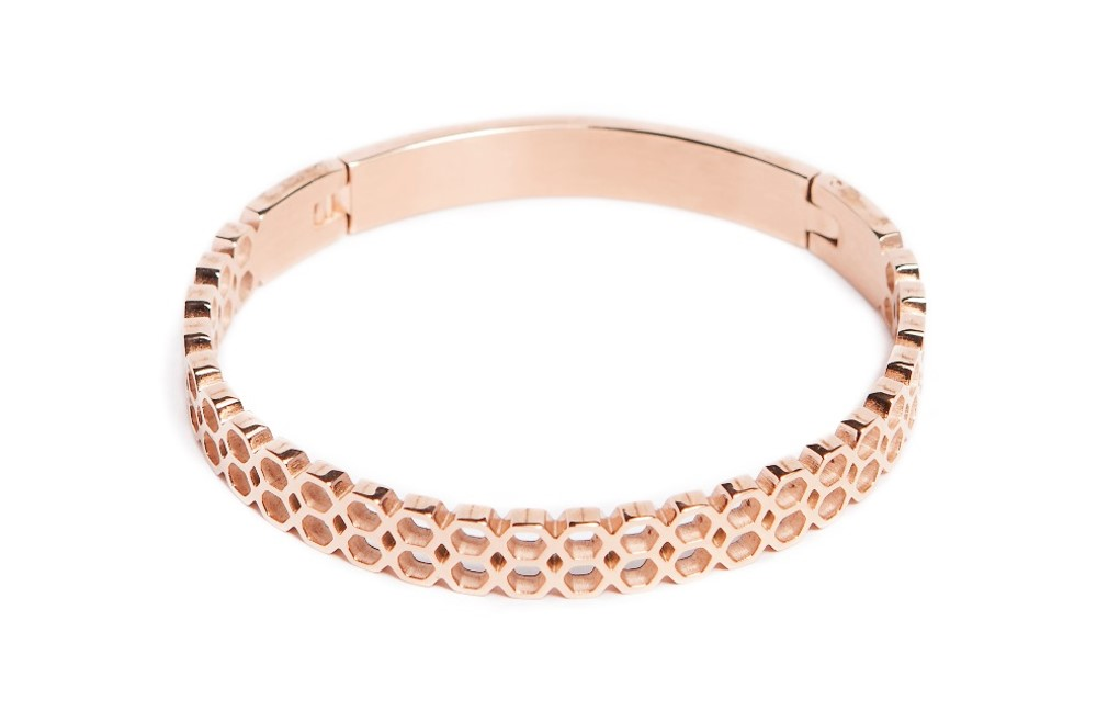 THE BANGLE SCUPLTURE | ROSÉ ALL DAY