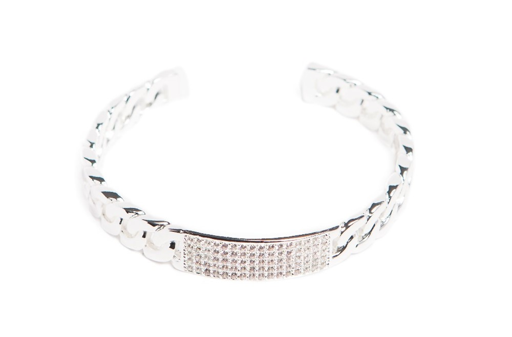The Chain Strass | So Silver