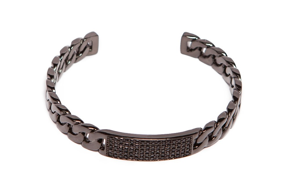 THE CHAIN STRASS | CLASSIC BLACK