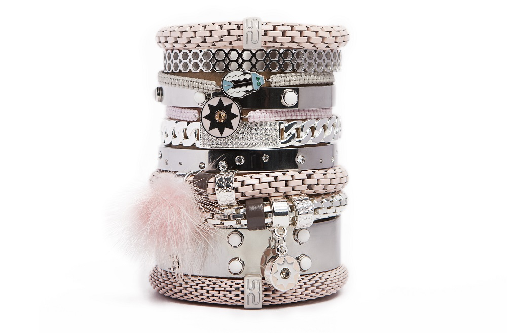 THE BANGLE XL | SO SILVER & STUDS