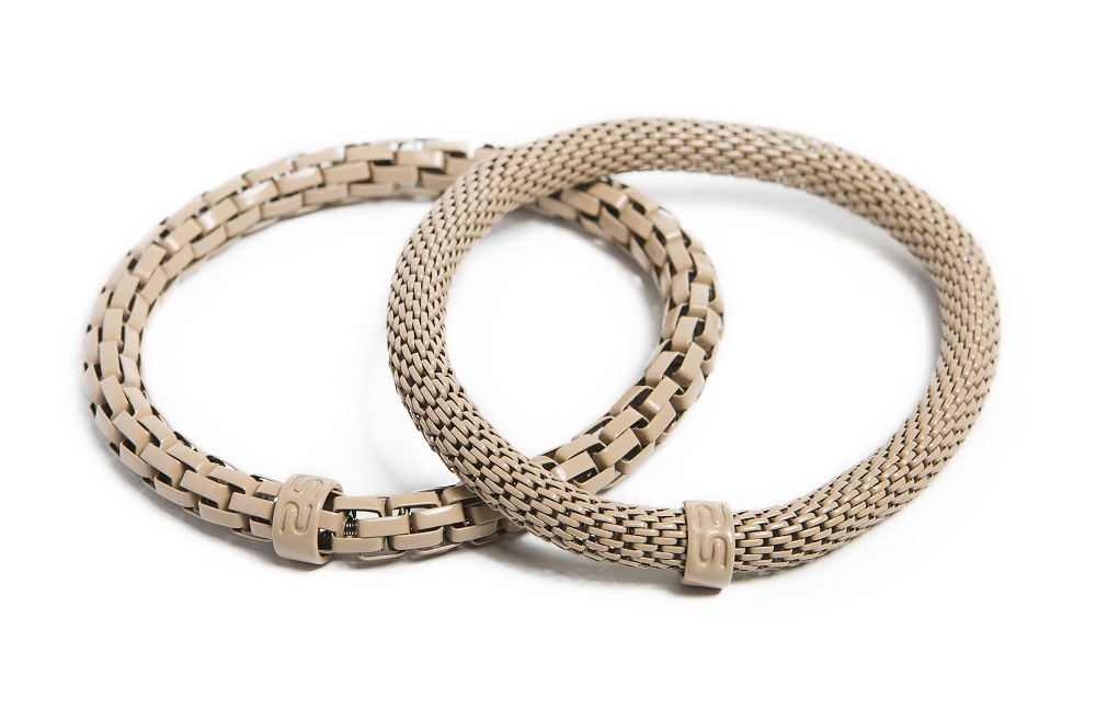 The Snake Mix Gypsy Camel | Brown Silis Bracelet