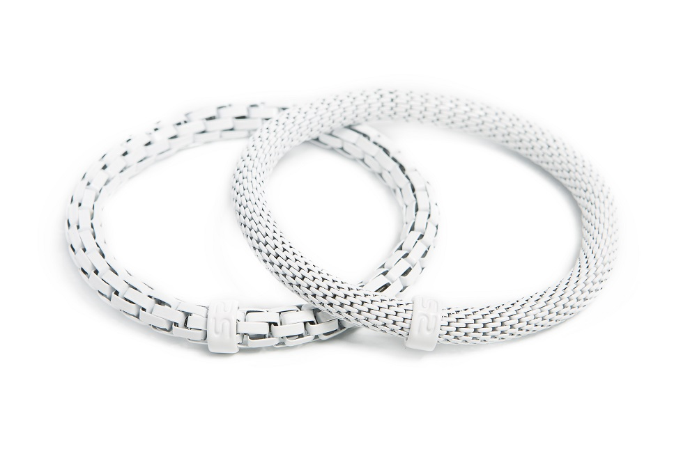 The Snake Mix White Magic | Silis Bracelet