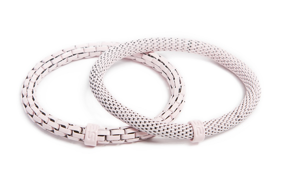 The Snake Mix Pink Pepper | Pink Silis Bracelet