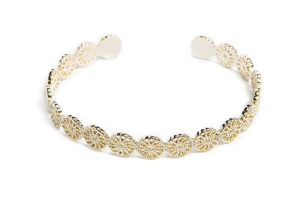 The Esclave Gypsy | Gold Out | Silis Armband