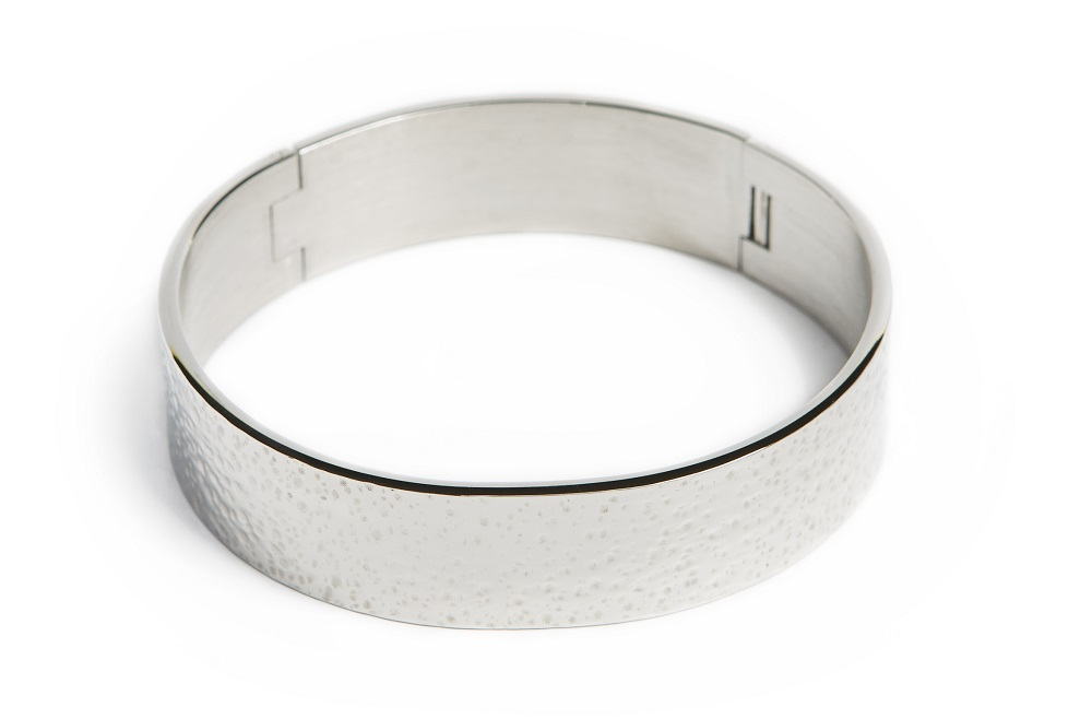 THE BANGLE XL | SO SILVER | SILIS ARMBAND