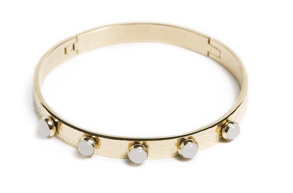 THE BANGLE GYPSY STUDS | GOLD OUT | SILIS ARMBAND
