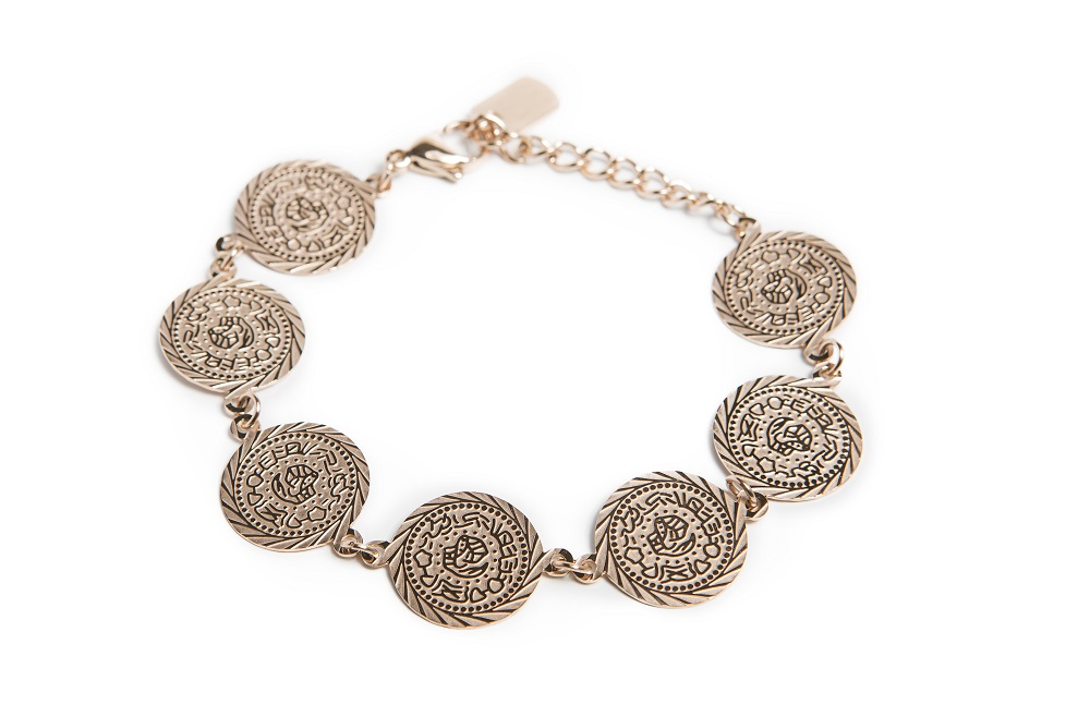 The Charm Gypsy Rosé All Day | Silis Bracelet