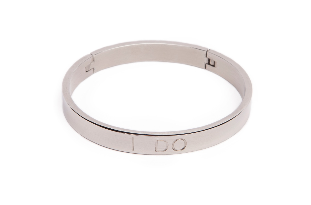 THE BANGLE BRIDAL | I DO | SO SILVER