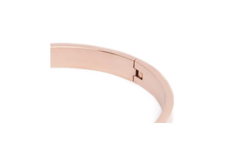 THE BANGLE BRIDAL | KISS THE BRIDE | PINK GOLD