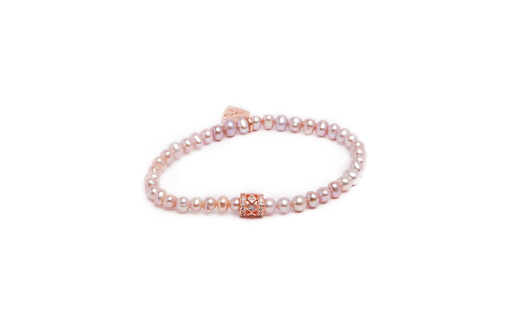 THE PEARL | POWDER PINK & PINK GOLD
