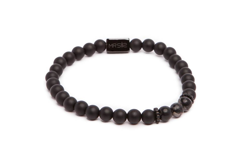 MR STONE SMALL | BLACK