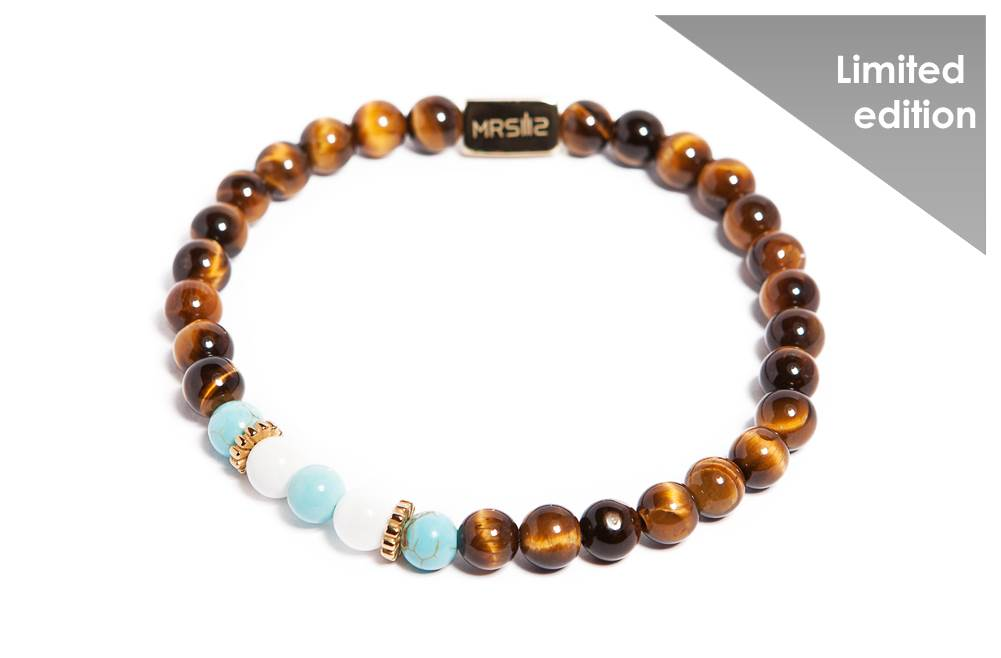 MR STONE SMALL | TIGER EYE | WEB ONLY! LIMITED EDITION