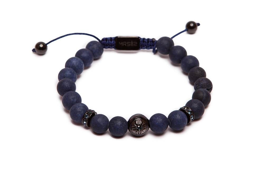 MR STONE | BLUE MATTE & BLUE CRYSTAL