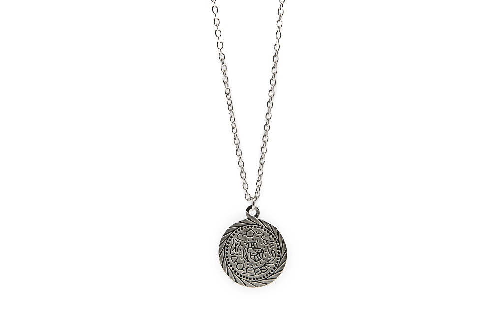 Necklace Gypsy Coin | So Silver | Silis Ketting