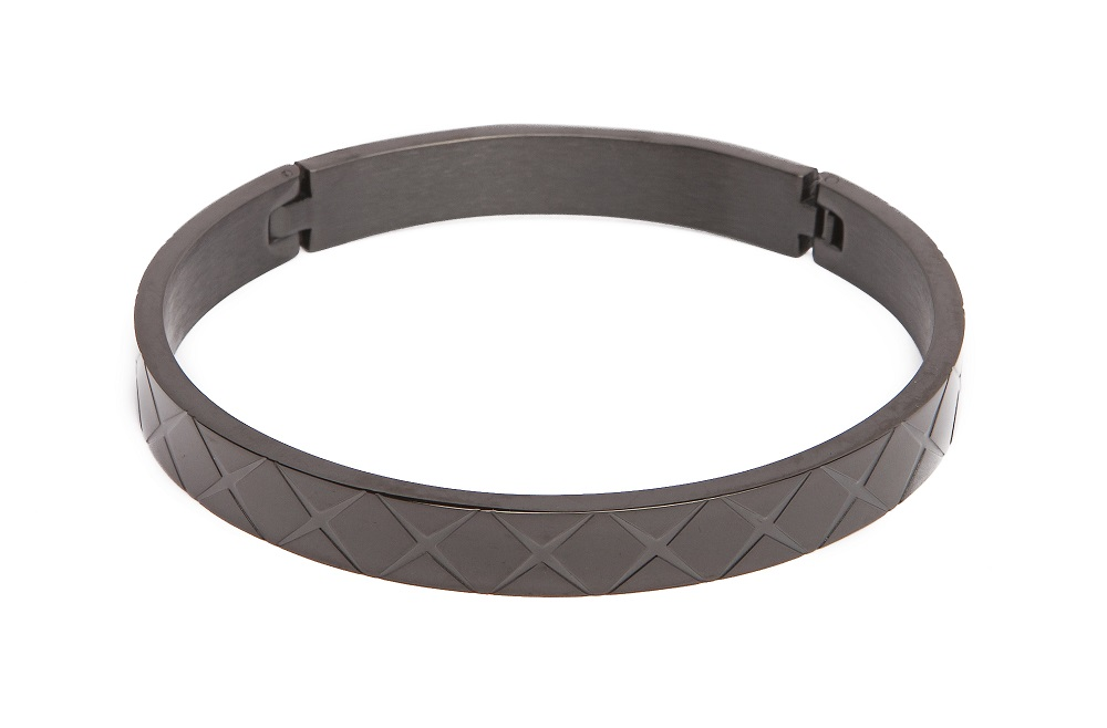 THE BANGLE CARRÉ | CLASSIC BLACK