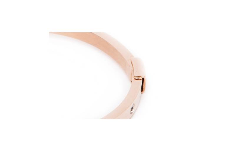 THE BANGLE CRYSTAL | ROSÉ ALL DAY