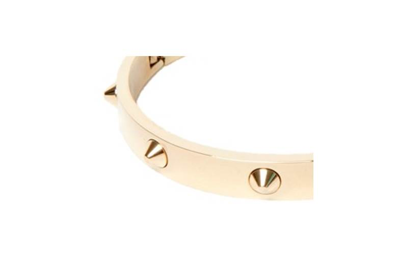 THE BANGLE STUDS | GOLD OUT
