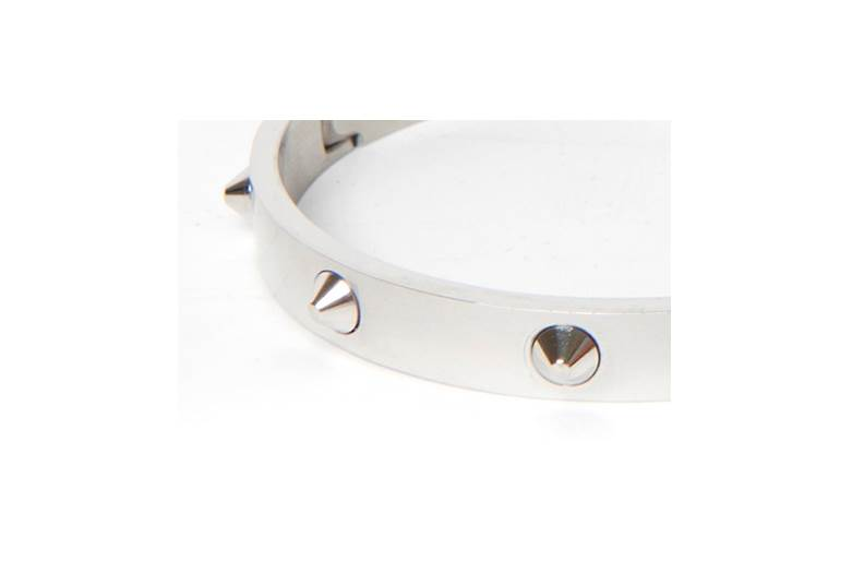 The Bangle Studs So Silver | Silis Bracelet