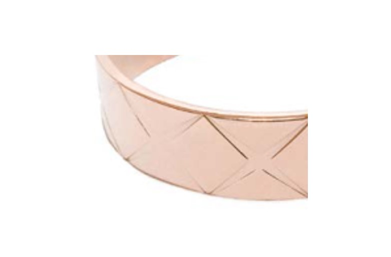 THE BANGLE XL CARRÉ | ROSÉ ALL DAY