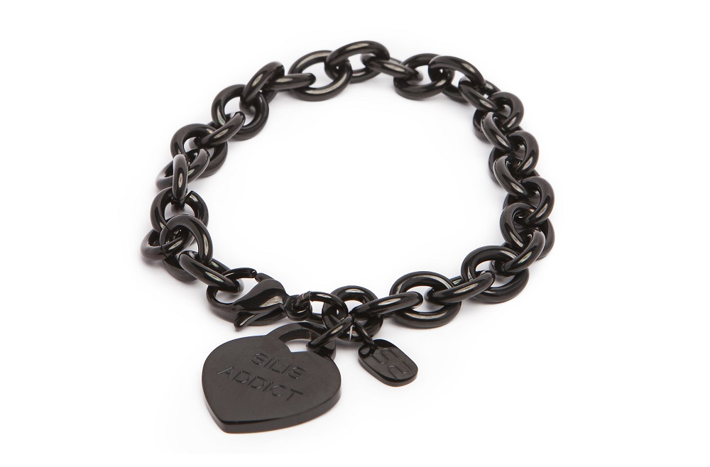 THE CHAIN ADDICT | CLASSIC BLACK